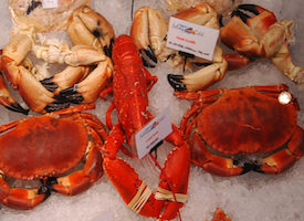 Crab And Lobster Products